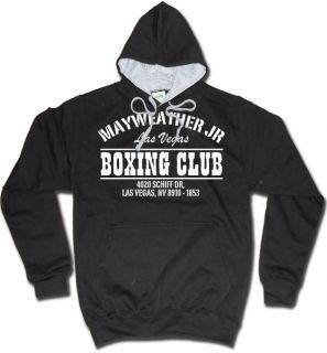 FLOYD MAYWEATHER HOODY BOXING CLUB HOODIE MONEY DIBBS CLOTHING