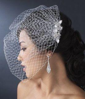 swarovski crystal veils in Veils