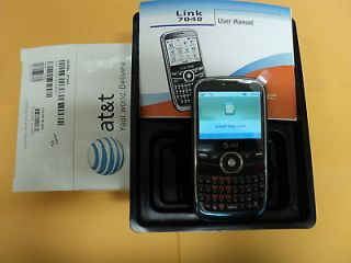 NEW PANTECH P7040 LINK AT&T T MOBILE ANY GSM SIM CARD UNLOCKED 3G