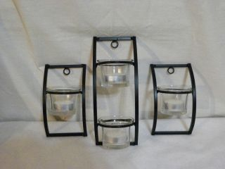 candle wall sconces in Home & Garden
