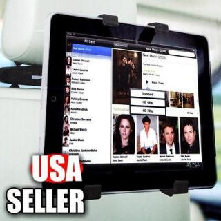 Universal Car Back Seat Headrest Mount Holder for I pad 3/2 Samsung HP