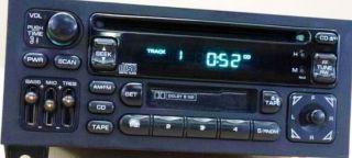DODGE JEEP ORIGINAL CD RADIO CASSETTE PLAYER (Fits Jeep Wrangler