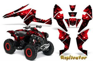 CAN AM RENEGADE GRAPHICS KIT DECALS STICKERS CREATORX RCRD