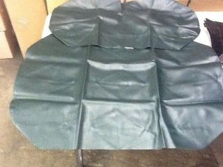 GO Golf Cart Aftermarket Staple On Seat Covers Green Under Wholesale
