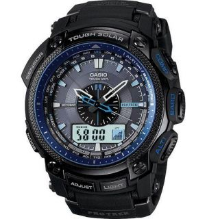 BRAND NEW CASIO PROTREK PATHFINDER ATOMIC SOLAR WATCH PRW5000Y 1 FAST
