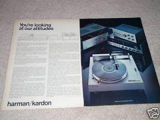 harman kardon turntable in Consumer Electronics
