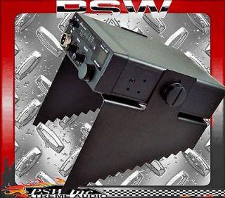 CB HUMP MOUNT BRACKET great for CB, Ham radio, scanner or equalizer #
