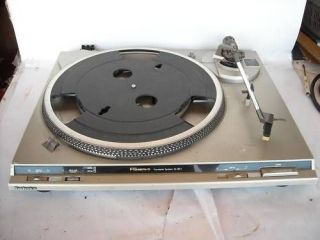 Technics SL BD1 Belt Driven Turntable Record Player