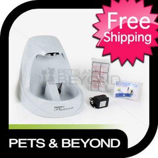 DRINKWELL PLATINUM PET FOUNTAIN Cat Dog Water Dish Bowl