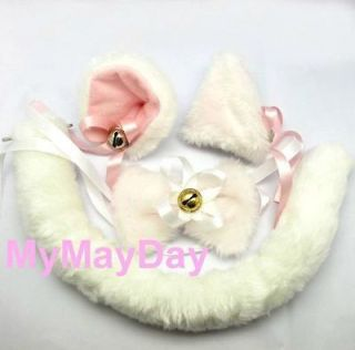 cat ears tail in Clothing,