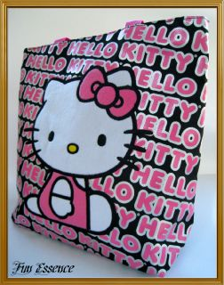 Sanrio HELLO KITTY Tote Bag/Handbag/Diaper Bag/Shopping Bag   NWT US