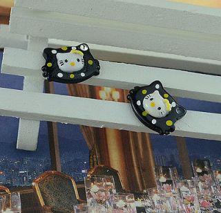 New 20pcs Resin Hello Kitty Cats Flat back Cabochons H53