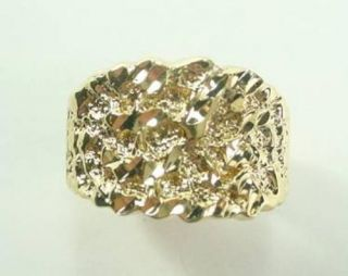 Jewelry & Watches  Mens Jewelry  Rings  Gold Plate/Fill (w/o Stone