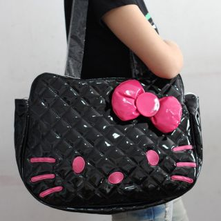 Super Lovely Style hellokitty Girl Lady PU leather hand bag Purse
