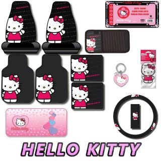car seat cover hello kitty in Seat Covers