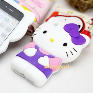 hello kitty iphone 3gs case in Cell Phone Accessories