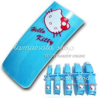 hello kitty nail tips in Nail Art