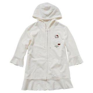 NEW Hello Kitty PINK HOUSE Parka Jacket T shirt Dress Coat Wear