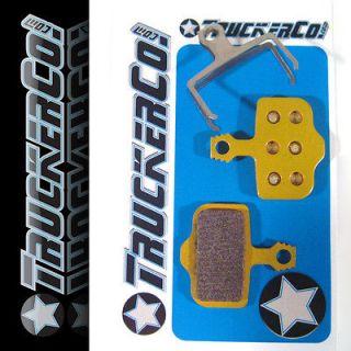 pr TruckerCo Metal High Performance Disc Brake Pads AVID Elixir C CR