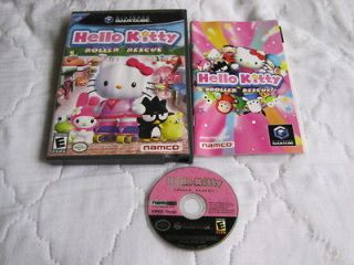 Hello Kitty Roller Rescue Complete for Nintendo GameCube and Nintendo