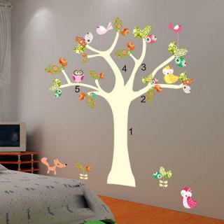 owl wall decal in Home Decor