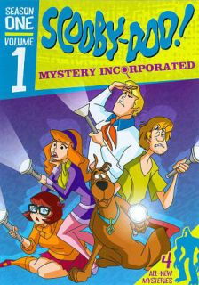 scooby doo mystery incorporated in DVDs & Blu ray Discs