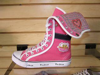 girls high tops in Girls Shoes