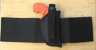 Ankle Holster for RUGER LCR Revolver in 22, 38 or 357