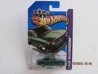 Hot Wheels 2013 BMW 2002 HW SHOWROOM CARS NASCAR MB JL Mattel