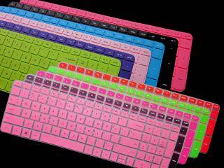 Color Keyboard Skin Protector 15.6 HP Pavilion DV6 DV6T& DV6T DV6Z