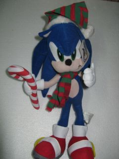 Sonic Hedgehog Adventure Plush Figure SEGA big