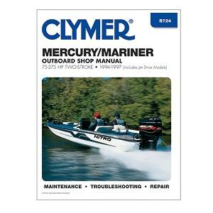 Mercury/Marine​r 2.5 60 HP Two Stroke Outboards (Includes Jet Drive