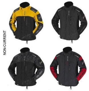 SKI DOO MENS X TEAM WINTER JACKET NEW YELLOW/BLACK/R​ED/BLACK W