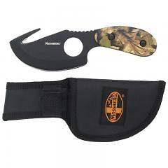 Mossberg 6 3/4 Camo Skinner Hunting Knife w/Limited Lifetime Warranty