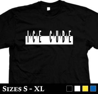 ICE CUBE 90s Hip Hop/Rap Doughboy Dr Dre NWA Eazy E Vintage DJ T Shirt