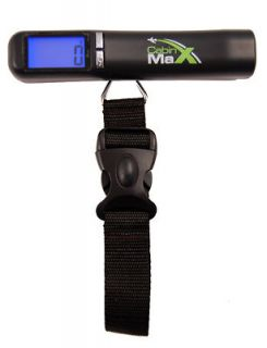 Cabin Max Digital Portable Travel Luggage Scale   40kg