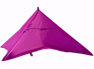 fun FORT portable INDOOR outdoor TENT building TOY with TOTE bag