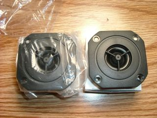 150 TB (Tang Band) 13 1264S 1/2 Soft Dome tweeters NEW IN BOX