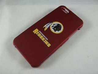 Iphone 5 Washington Redskins Team Sport Full Case,,,High Quality,,,Go