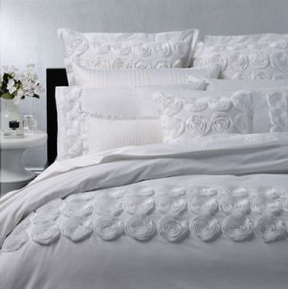 Logan and Mason SAVANNAH WHITE Roses King Size Bed Doona Quilt cover