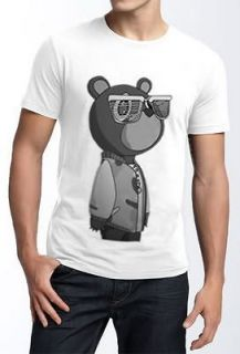 Kanye West Graduation Bear Dance Trance DJ T Shirt Men Women M