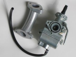 Carburetor & Intake Manifold Honda CT 50 70 Moped BiKe