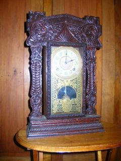 ingraham clocks in Antique (Pre 1930)