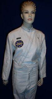 of the Apes Charlton Heston Flight Suit Astronaut Costume Prop