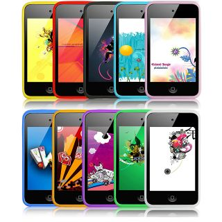 ipod touch silicone case in Cases, Covers & Skins