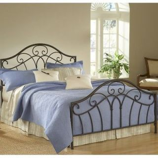 king wrought iron bed in Beds & Bed Frames
