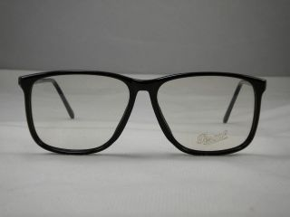ed56001eb4 ... Persol Ratti 09175 Rectangle Square 54 55 57 Eyeglasses 1980s Italy ...