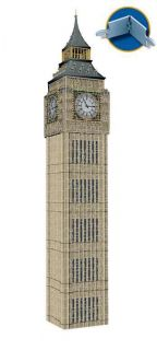 Big Ben, London 3D Jigsaw Puzzle by Ravensburger, Ages 10 99, Puzz 3D
