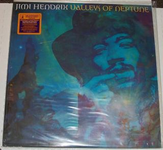 Record Album Rock LP Jimi Hendrix Kiss The Sky Reprise 25119 1 Nice