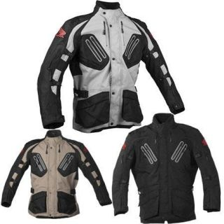 Official Honda Nirvana Joe Rocket Womens Motorcycle Jacket Textile